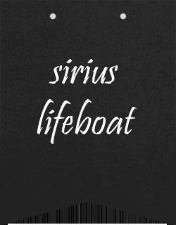 sirius lifeboat